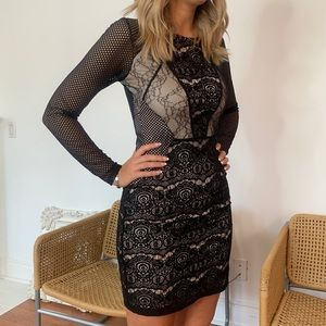 Top shop Lace Dress